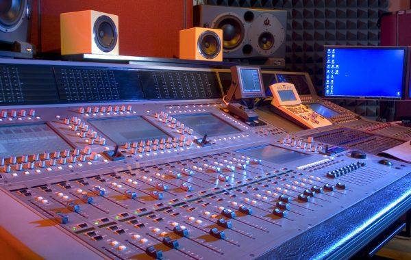 "Studio ""C"" Production Room"