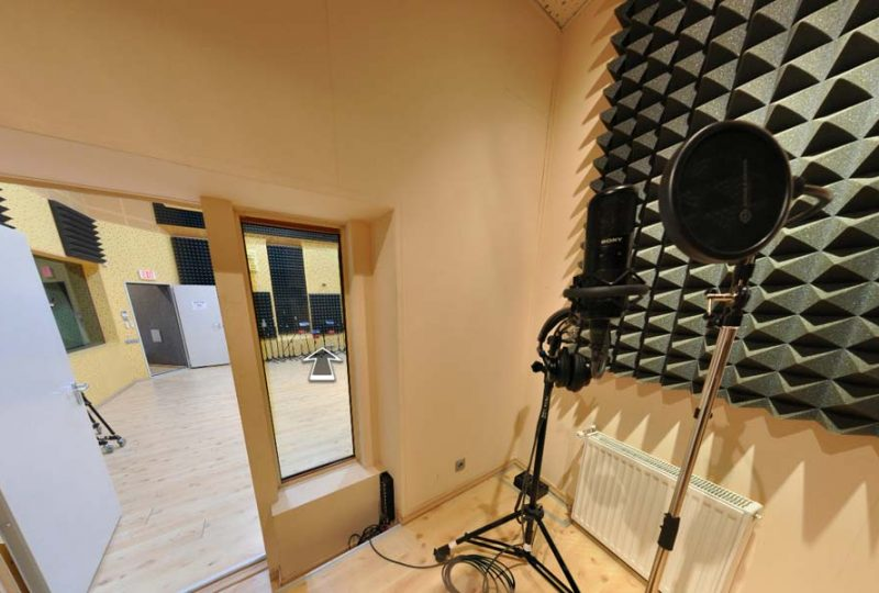 """Studio """"A"""" Iso Booths"""