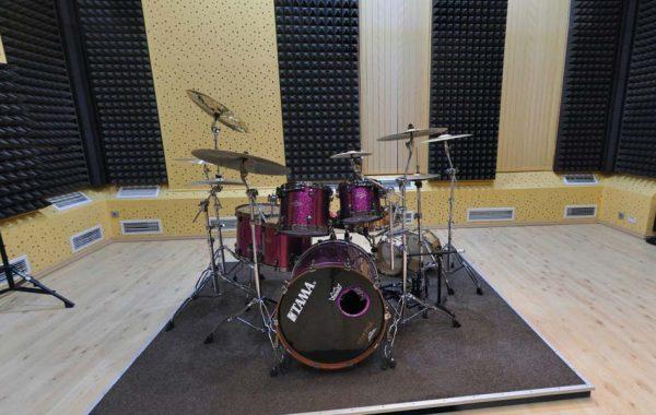 "Studio ""A"" Live Room"