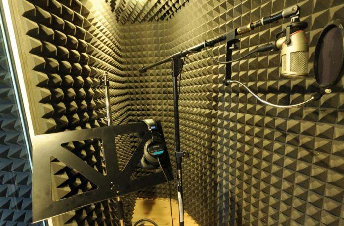 """Studio """"B"""" Iso Booth"""